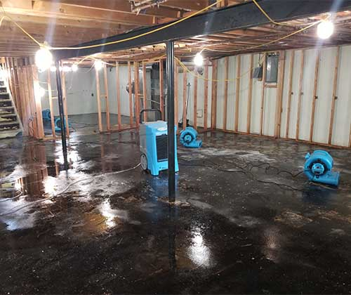 Fire & Flood Damage service Southeast Michigan